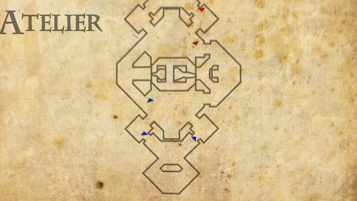 Les maps de Renaissance Heroes