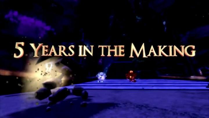 E3 2012 - Bande-annonce de Vanguard: Saga of Heroes