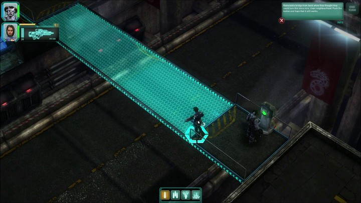 Gameplay du prototype de Shadowrun Online