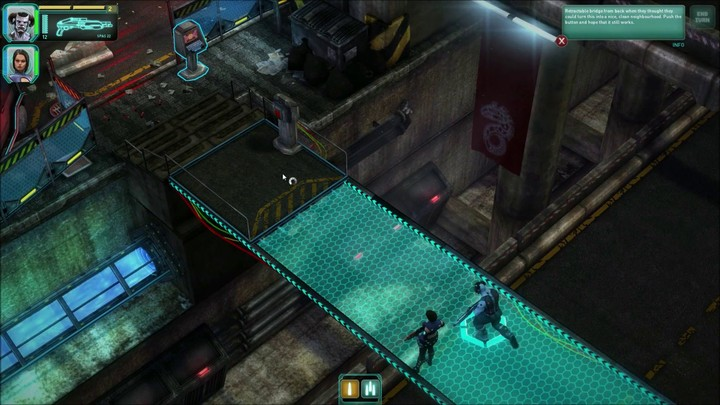 Gameplay commenté de Shadowrun Online