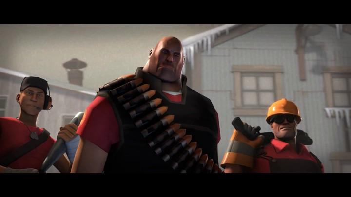 """Bande-annonce cinématique de la mise à jour """"Mann Vs Machine"""" de Team Fortress 2"""