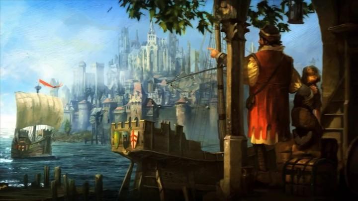 GC 2012 - Première bande-annonce d'Anno Online