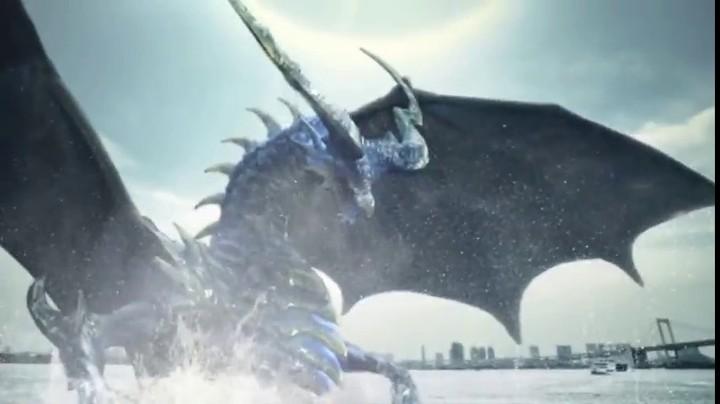 Quatrième spot publicitaire télévisé japonais pour Rage of Bahamut