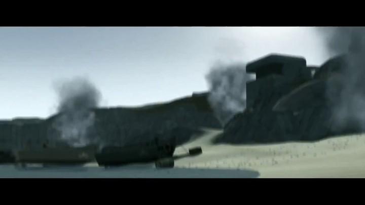 """Aperçu de la carte """"Invasion Intérieure"""" de Battlefield Heroes"""