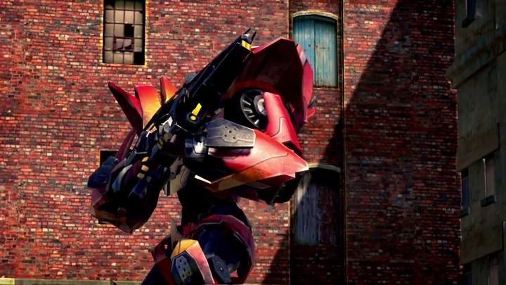 Premier aperçu de Transformers Universe