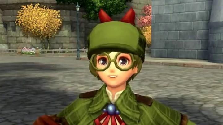 Cosmétique : le costume Alice de Ragnarok Online II