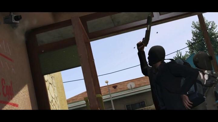Bande-annonce officielle de Grand Theft Auto V (VOSTFR)