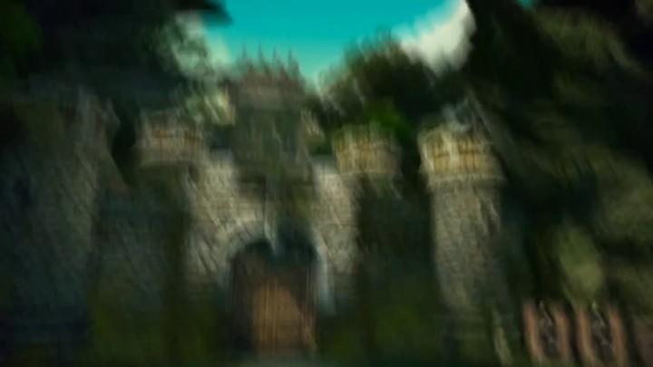 Donjon de Tera : les gorges de Kezzel