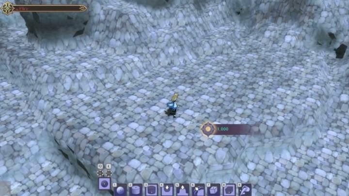 G-Star 2013 - Illustration de la création de terrain de Peria Chronicles