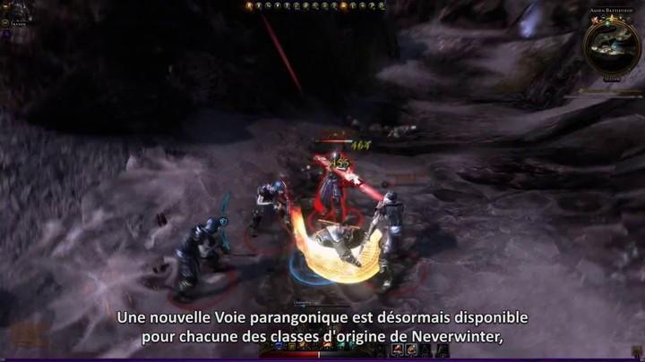 Le contenu de Shadowmantle, le module 2 de Neverwinter (VOSTFR)