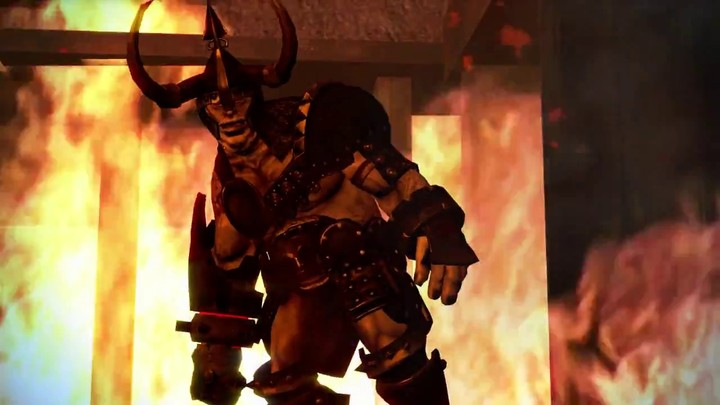 Aperçu du nouveau mercenaire Hurk de Vindictus
