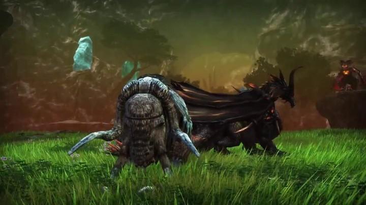 Premier aperçu des combats montés de Dragon's Prophet