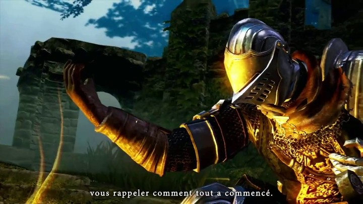 "Bande-annonce ""Hollow Lullaby"" de Dark Souls II (VOSTFR)"