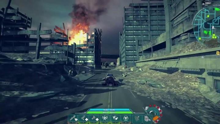 Présentation du Decepticon Conduit de Transformers Univers