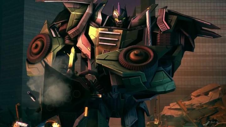 """Présentation du Decepticon """"Shellshock"""" de Transformers Universe"""