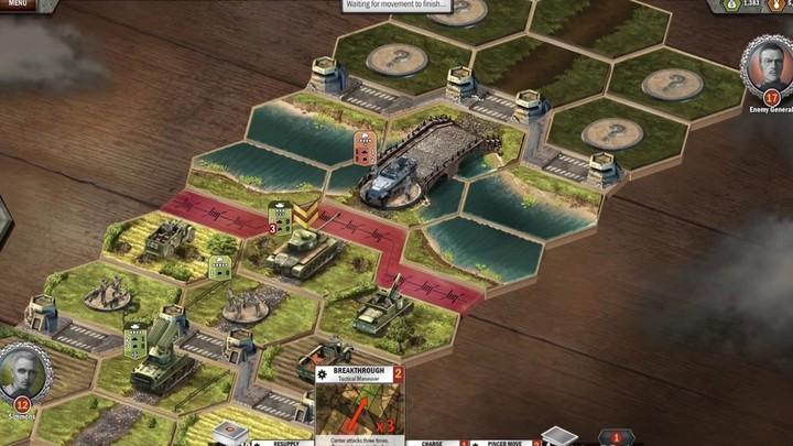 Bande-annonce de lancement de Panzer General Online
