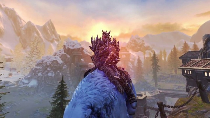 "Bande-annonce de lancement du module 3 ""Curse of Icewind Dale"" de Neverwinter"