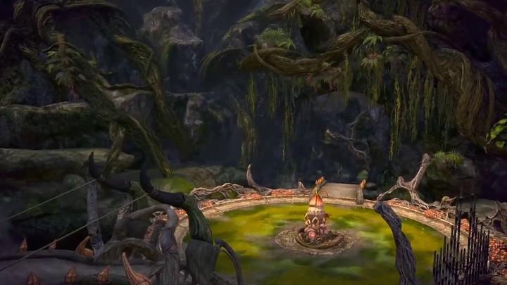 "TERA: Wounded World : aperçu de l'instance ""Rift's Edge"""