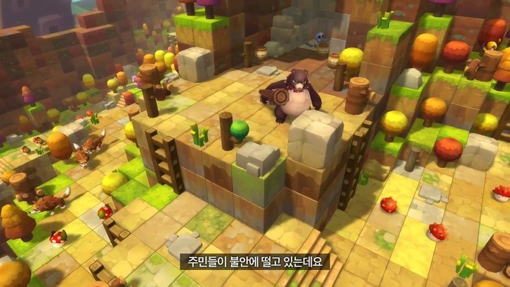 Exploration de l'univers de Maplestory 2