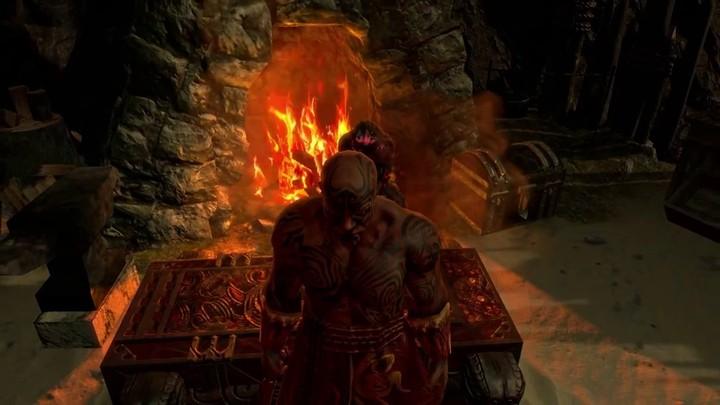 Présentation d'Haku, le maître armurier de Path of Exile: Forsaken Masters