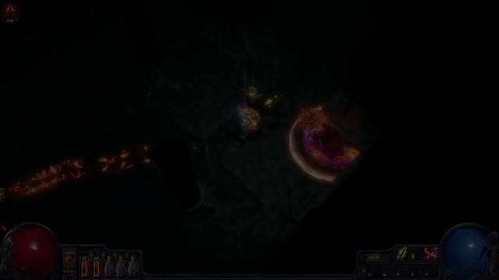 Présentation de Vorici, le maître assassin de Path of Exile: Forsaken Masters