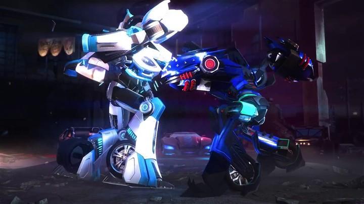 Présentation du Decepticon Firebreaker de Transformers Universe