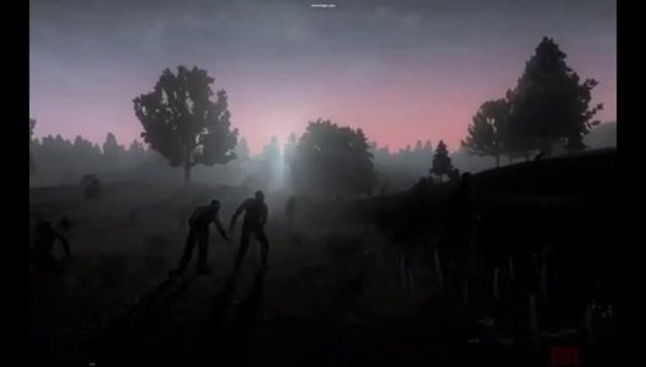 Alpha : horde de zombies de H1Z1