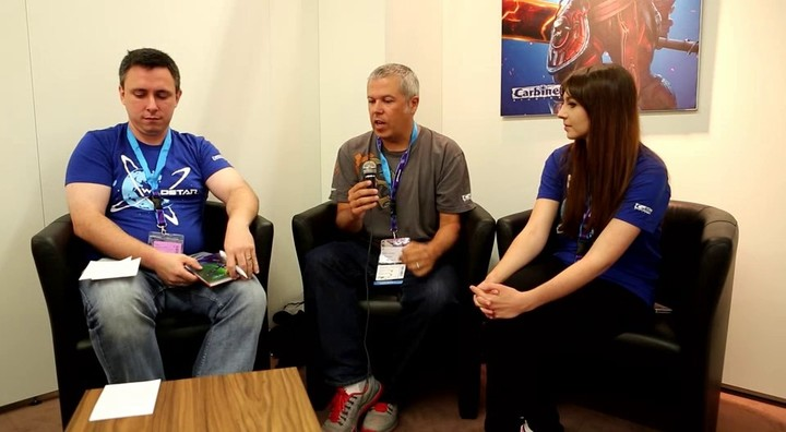 Interview JOL de Carbine Studios à la Gamescom 2014 (VO)