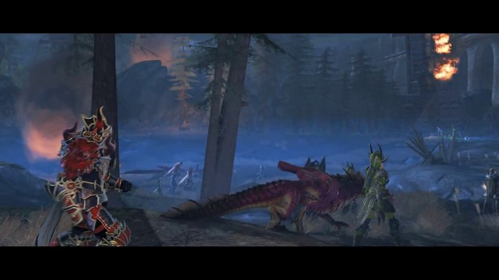 "Histoire officielle de l'extension ""Rise of Tiamat"" de Neverwinter"