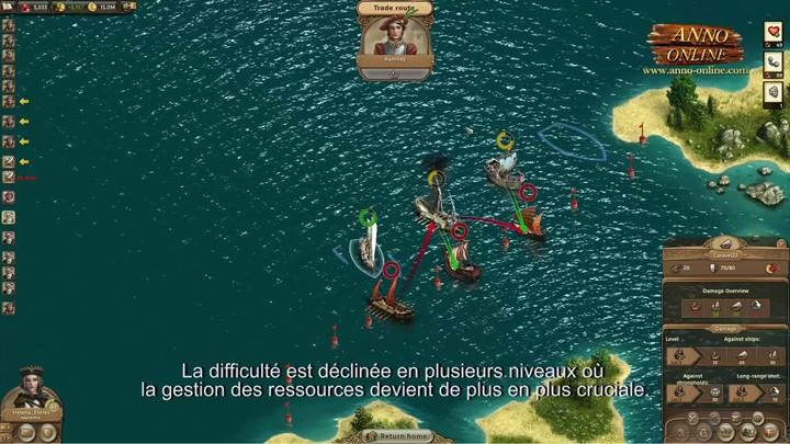 Aperçu des combats PvE et du nouveau moteur graphique 3D d'Anno Online (VOSTFR)