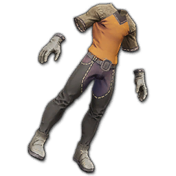 Outfit-Artisan's Outfit (Orange).png