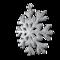 Icon props Theme Seasonal Winter Ornaments Snowflake01 256.png