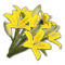 Icon props Theme Human Decorations Flowers LiliesBouquet01 Yellow 256.png