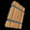 Prop-Rustic Wood Door Left.png