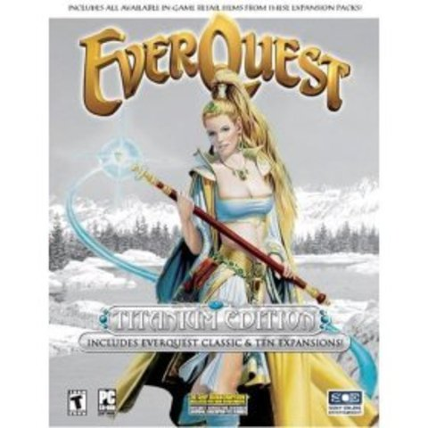 EverQuest - Le site Everquest est réparé !