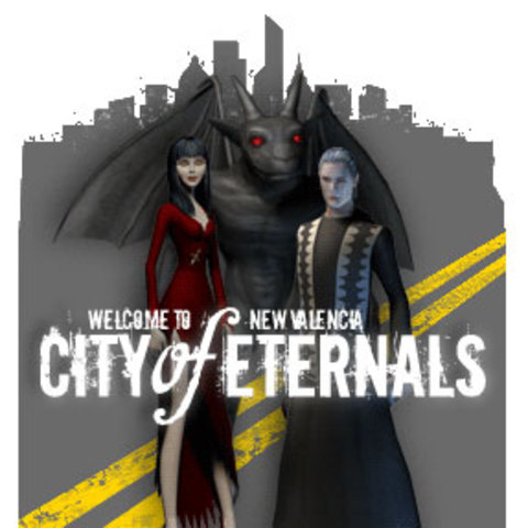 City of Eternals - Ohai annonce City of Eternals sur Facebook et iPhone