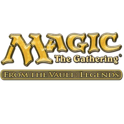 From the Vault - Legends - Dates de sortie de FtV Legends et DD: Ajani vs. Bolas