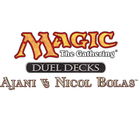 Ajani vs. Bolas - Listes complètes et illustrations alternatives d'Ajani vs. Bolas