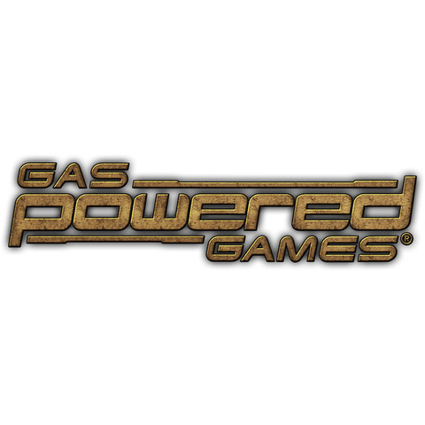 Gas Powered Games - Wargaming ferme Gas Powered Games