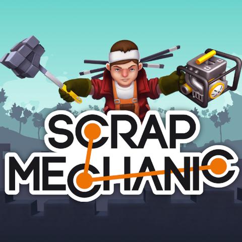 Scrap Mechanic - « Ingéniosité et créativité » : Scrap Mechanic se lance sur Steam