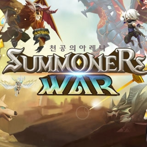 Summoners War - Le World Arena Championship de Summoners War fait escale à Paris