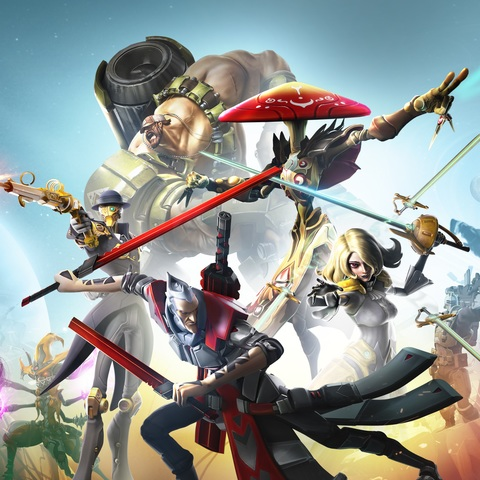 Battleborn - Battleborn entre en mode « maintenance »