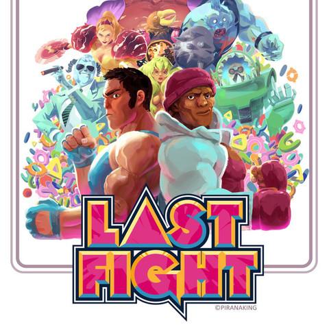 Last Fight - Last Fight : Le Test