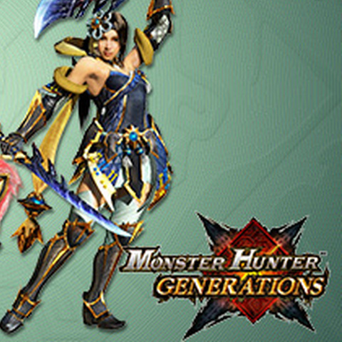 MHGen - Test de Monster Hunter Generations (3DS)