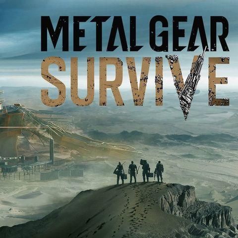 Metal Gear Survive - Metal Gear Survive en bêta du 18 au 21 janvier