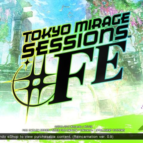 Tokyo Mirage Sessions #FE - Test de Tokyo Mirage Sessions #FE : l'apologie du recyclage ?