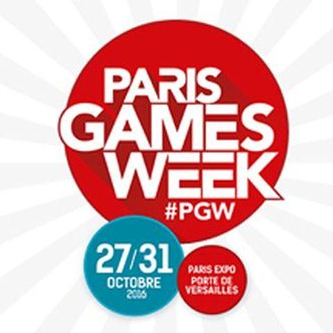 Paris Games Week 2016 - Tour et retour de la Paris Games Week 2016