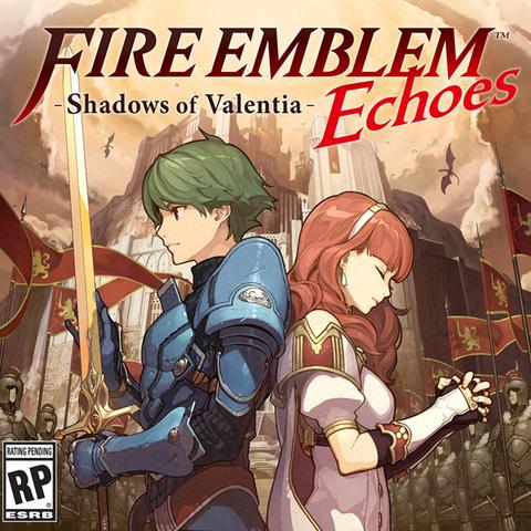 Fire Emblem Echoes : Shadows of Valentia - Fire Emblem Echoes : Shadows of Valentia, recycler pour mieux se démarquer ?