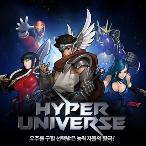 Hyper Universe - Le déluré Hyper Universe s'annonce en version occidentale