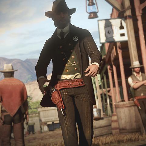 Wild West Online - Trois environnements au lancement de Wild West Online
